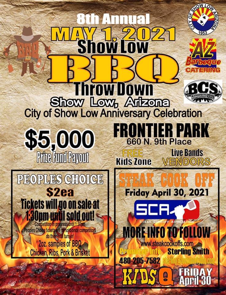 ShowLowThrowDownMay2021