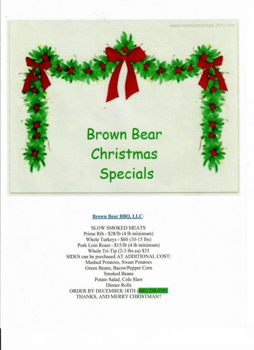 2020 brownbearChristmasSpecials